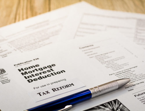Has Tax Reform Taken Away Your Home Mortgage Interest Deduction?