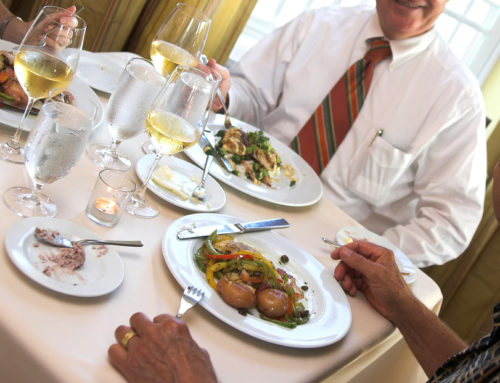 Rejoice – Business Meals Are Still Deductible